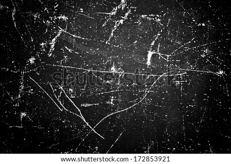 Metal dark grunge old rusty scratched surface texture  - stock photo