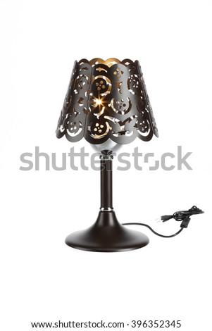 metal desk lamp lampshade - Metal Lamp Shades