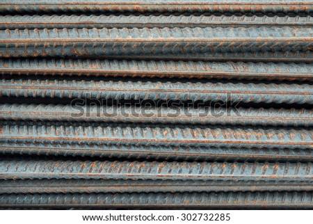 metal grey armatour background - stock photo