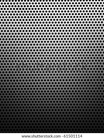 metal mesh background - stock photo