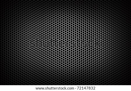 Metal mesh grill. Perfect for background. 3d render - stock photo