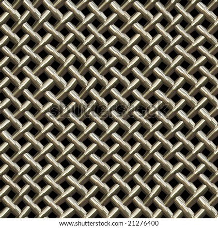 metal mesh texture that can be seamlessly tiled - stock photo