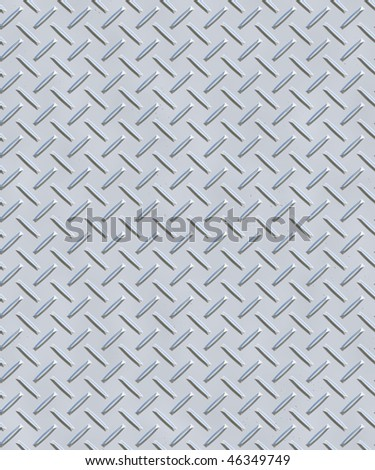 metal plate 1 - stock photo