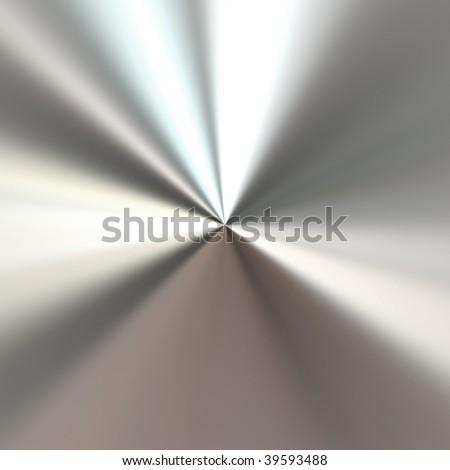 Metal Plate Design - stock photo