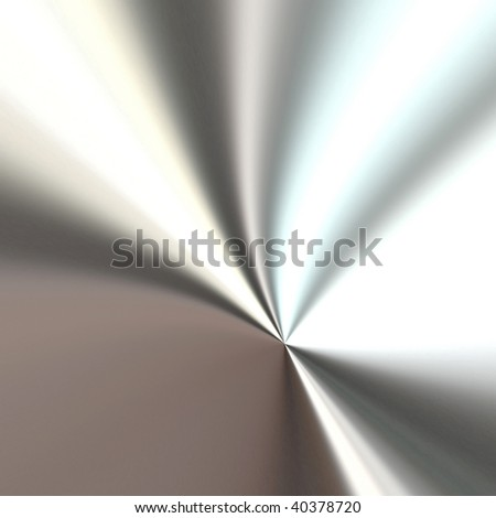 Metal Plate Design - stock photo