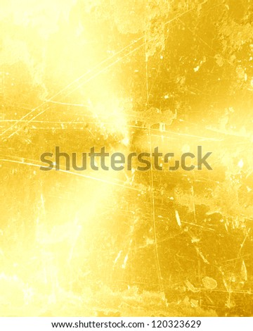 metal plate texture with some reflection in it - stock photo