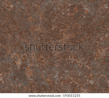 metal rust background texture overinflated - stock photo