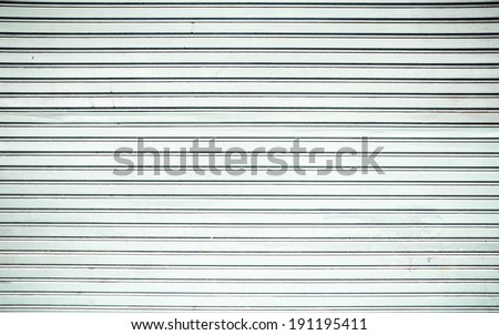 Metal sheet texture. - stock photo