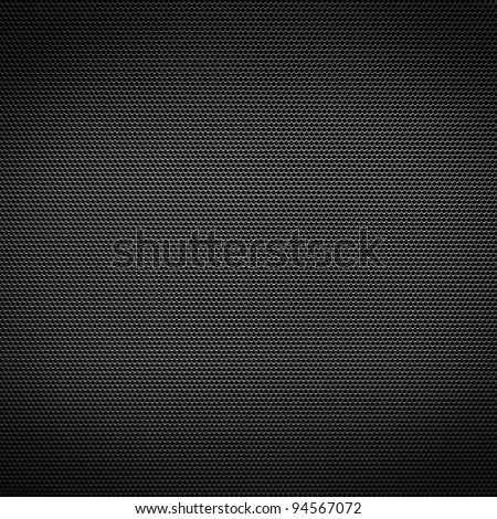 Metal Speaker grill texture using for background - stock photo