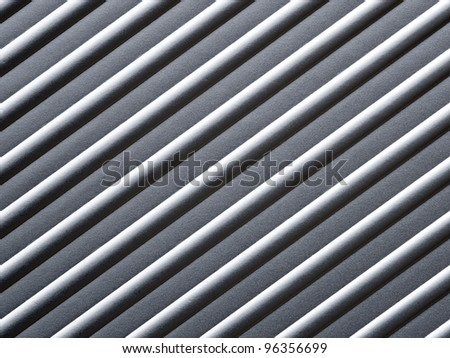 metal striped template background