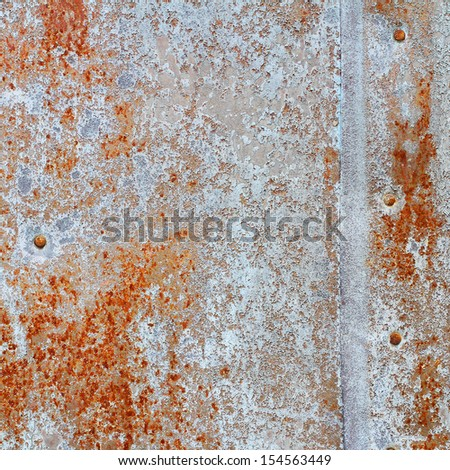 metal surface - stock photo