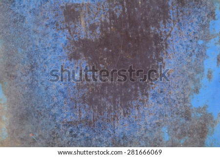 metal surface - stock photo