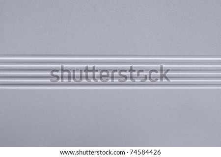 Metal surface abstract  reflection  background - stock photo