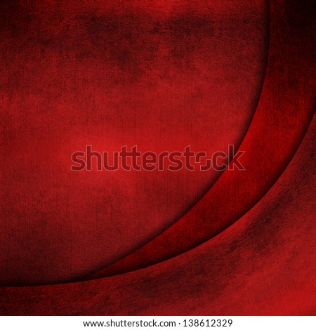 metal template with curve pattern - stock photo