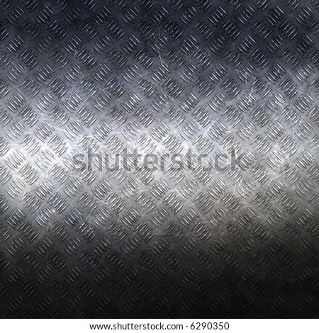 metal texture - stock photo