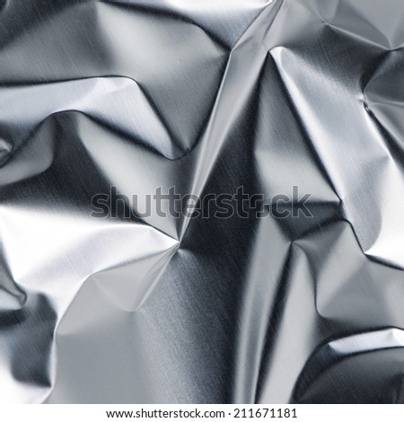 metal texture alminium - stock photo