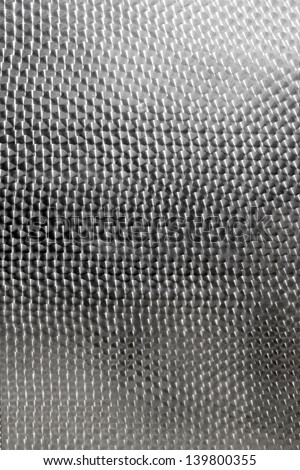 Metal texture background with industrial surface pattern - stock photo