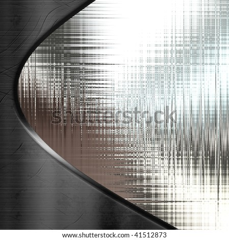 Metal Texture Design - stock photo