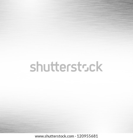 Metal texture with some added highlights and reflections - stock photo