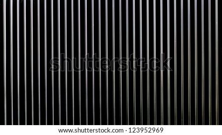 metal wire grill background - stock photo