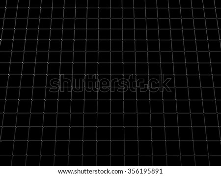 Metall grid - stock photo