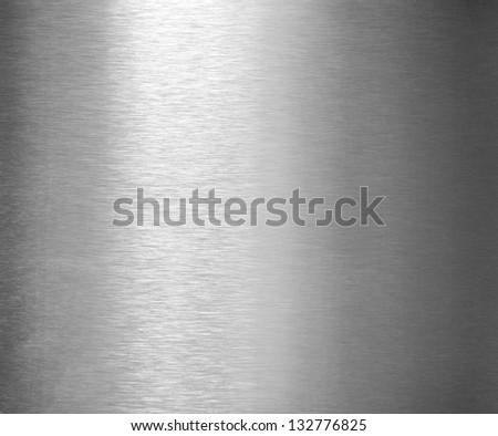 metallic background - stock photo