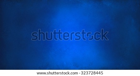 metallic primary blue background, shiny foil banner texture - stock photo