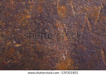 Metallic texture - stock photo