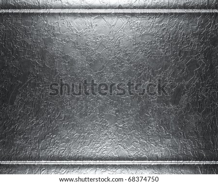 Metallic texture. - stock photo