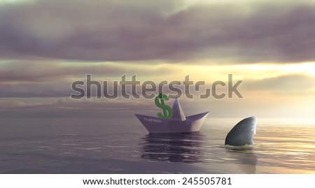 Metaphor - stock photo