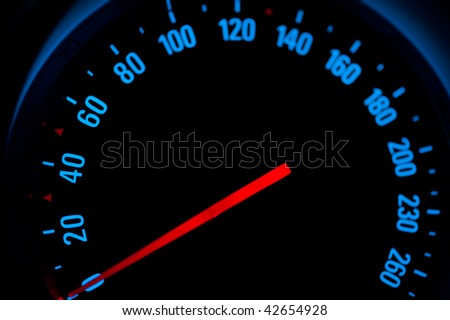 meter of speed
