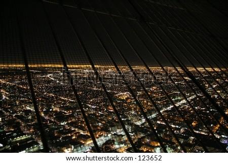 metropolis - stock photo