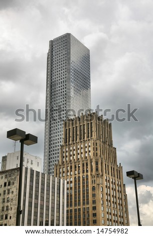 Metropolis(Release Information: Editorial Use Only. Use of this image in advertising or for promotional purposes is prohibited.) - stock photo