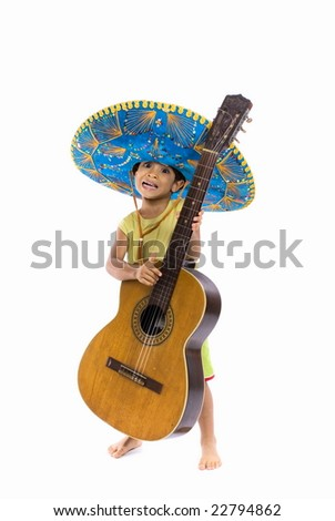 Mexican - stock photo
