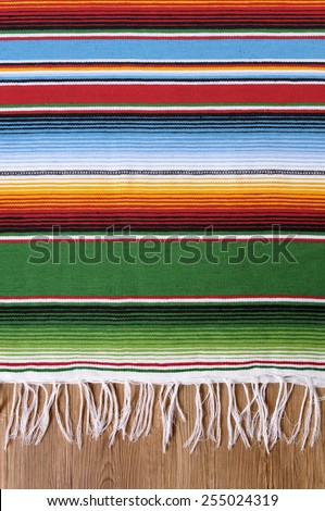 Mexican Background, Blanket Rug
