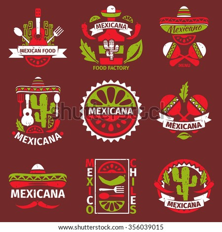 Beer label design stock vector 248341267 shutterstock for Mexican logos pictures