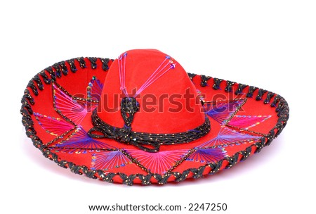 Mexican Hat - stock photo