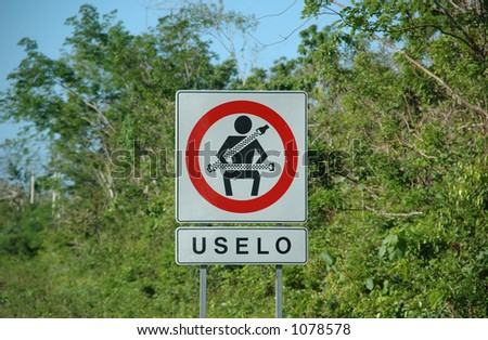 Mexican sign