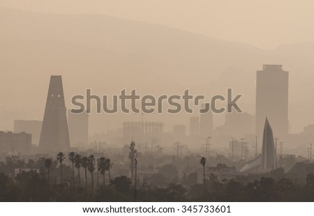 Mexico City - stock photo