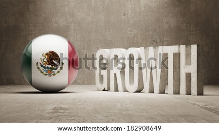 Mexico High Resolution Growth  Concept
