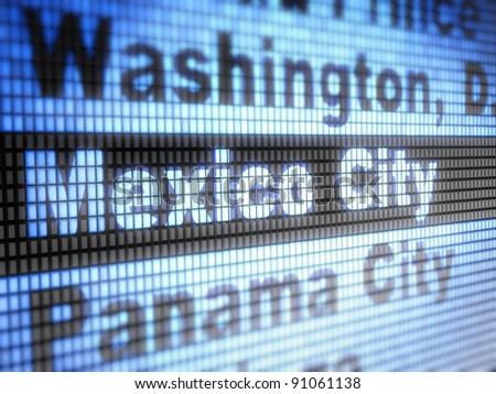 Mexico.