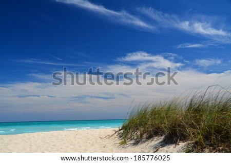 Miami Beach, Florida - stock photo
