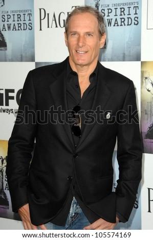 Michael Bolton at the 2009 Film Independent's Spirit Awards. Santa Monica Pier, Santa Monica, CA. 02-21-09 - stock photo