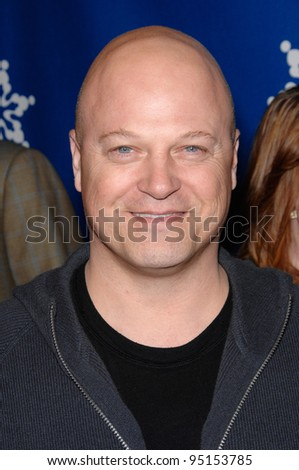 """MICHAEL CHIKLIS - star of """"The Shield"""" - at the Fox All-Star Winter TCA Party in Pasadena. January 20, 2007  Pasadena, CA Picture: Paul Smith / Featureflash - stock photo"""