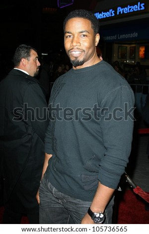 Michael Jai White at the Los Angeles Premiere of 'Fast and Furious'. Gibson Amphitheatre, Universal City, CA. 03-12-09