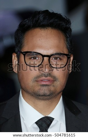Michael Pena attends the 'The Martian' premiere during the 2015 Toronto International Film Festival at Roy Thomson Hall on September 11, 2015 in Toronto, Canada.