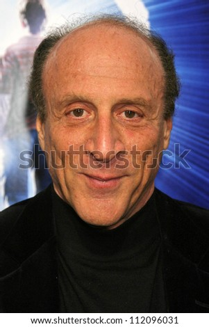 "Michael Phillips at the Los Angeles Premiere of ""The Last Mimzy"". Mann Village Theatre, Westwood, CA. 03-30-07 - stock photo"