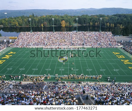 Michael Stadium at West Point, Army v. Lafayette, New York