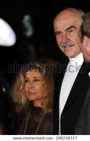 Micheline roquebrune sean connery afi night stock photo edit now micheline roquebrune and sean connery at afi night at the movies presented by target arclight altavistaventures Gallery
