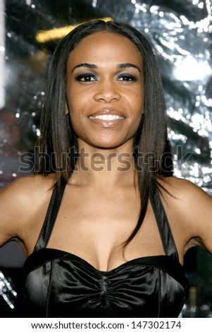 "Michelle Williams (Destiny's Child) at the ""American Gangster"" Premiere ArcLight Theater Los Angeles, CA October 29, 2007"